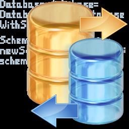 SQL Schema Sync API Screen shot