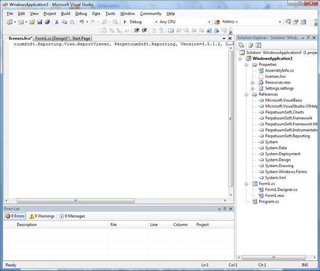 Visual studio licenses licx