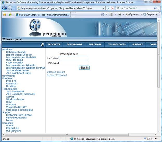 How to use a license for Perpetuum Software products?